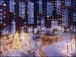 ЖК «Румянцево-Парк». Метро Саларьево Новогодние акции! Выгода до 1,1 млн